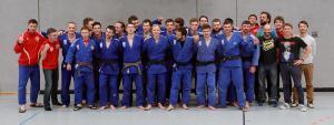 2. Judobundesliga gegen Chemnitzer PSV