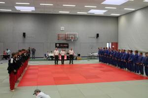 2. Judobundesliga gegen TSG Backnang