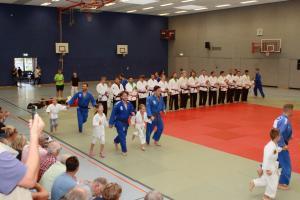 2. Judobundesliga gegen TSV Rudow